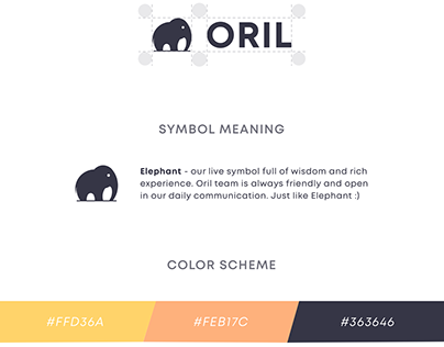 Oril Software - Logo Redesign