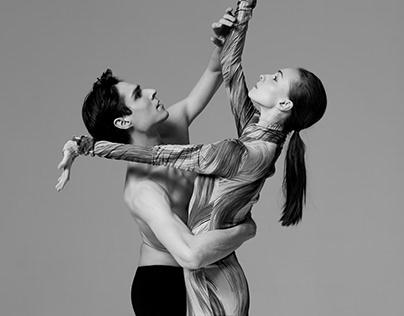 Harper's Bazar DANCE