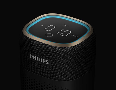 PHILIPS In-car Air Purifier S7601