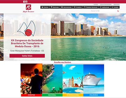 Naja Turismo Website
