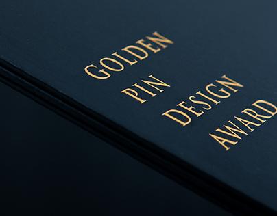Certificate of Golden Pin Design Award