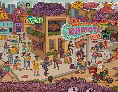 Tsinelas: Welcome to Kamote City Album