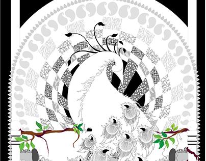Romanesc Peacock - Work in Progress
