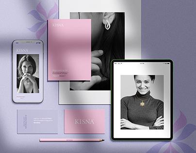 Kisna Jewellery Branding