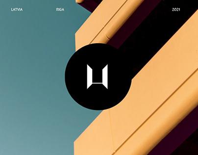 UPMAL | Architecture / Brand Identity