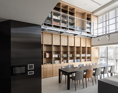 JYC Architects + DCD Associates/ Lu Residence