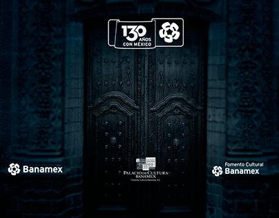 130 años, 130 obras Colección Banamex – iPad App