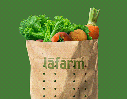 LÀ FARM | Branding Identity