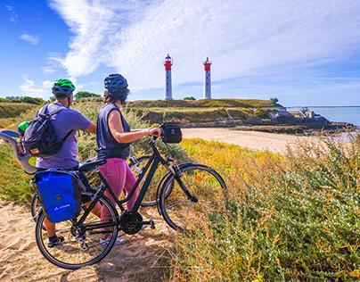 La Flow Vélo | Reportage tourisme durable | L'ile d'Aix