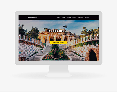 Abroadfest Concept