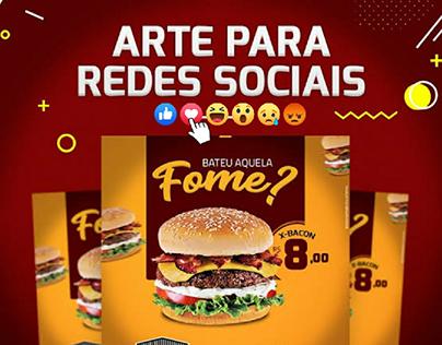 Artes Para redes sociais