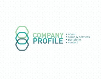 Design Booklet Company Profile