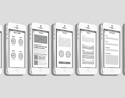 UX | Vote App