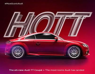 Audi TT Campaign | 2015
