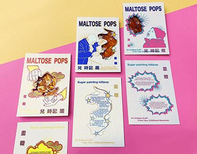 MaltosePops - Side-Hustle Project