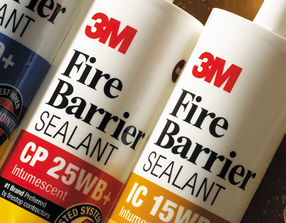 3M Fire Barrier Sealants