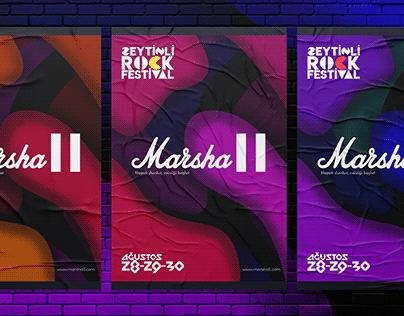 Marshall Zeytinli Rock Festival