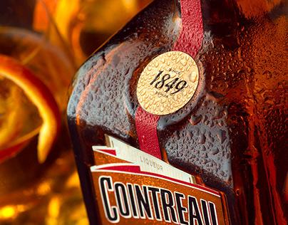 Cointreau bottle shot