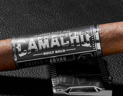 Camacho Cigars, Product Photography