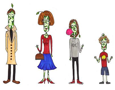 La Famille Incognito