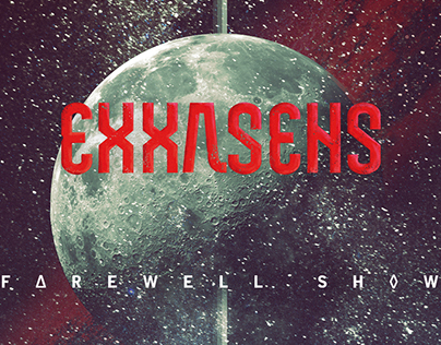 EXXASENS POSTER