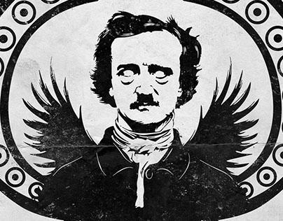 Edgar Allan Poe - Poster