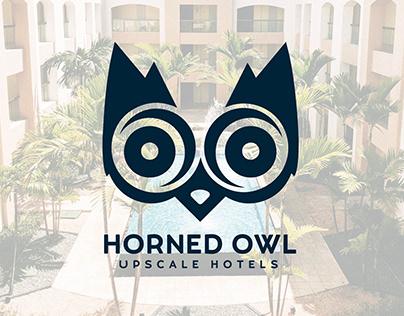 Horned Owl Upscale Hotels - Branding