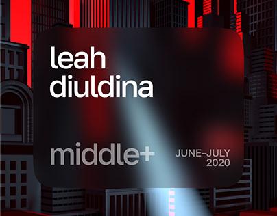 Leah Diuldina