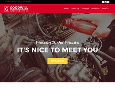 Goodwill Automotive Parts