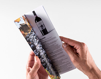Cantine Russo Taurasi - Brochure