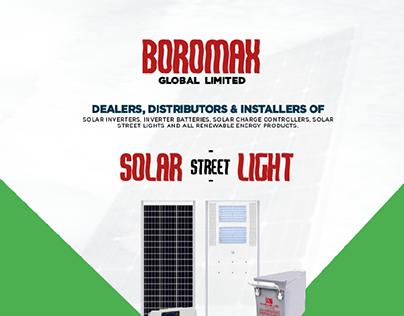 Boromax Distribution Marketing Campaign