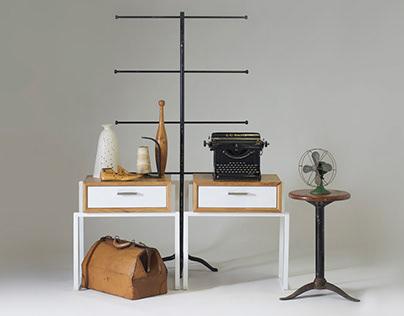 U-Line Side Tables