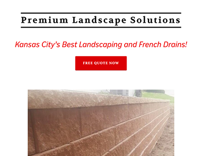 Premium Landscape Solutions