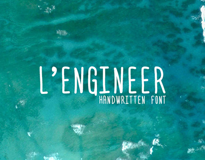 L'Engineer Font
