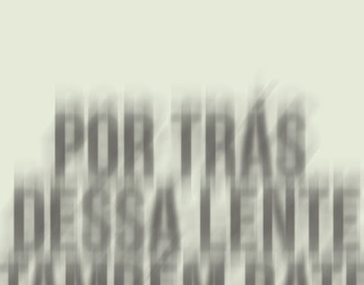 Tipografia Expressiva / Expressive Typography