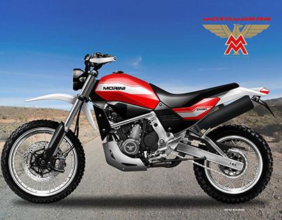 MOTO MORINI CAMEL 650 CONCEPT