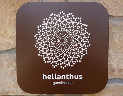 Branding | Helianthus Hotel, Greece