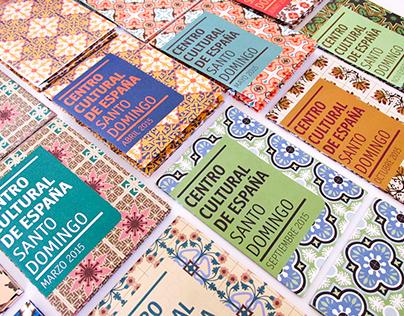 Centro Cultural de España Calendars 2015