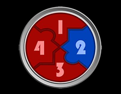 Drag-N-Drop Riddle Game