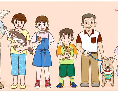 Smile Family