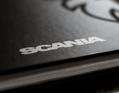 Caderno Institucional Scania América Latina