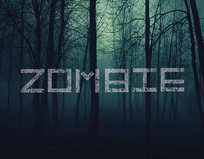 Zombie True Type Font