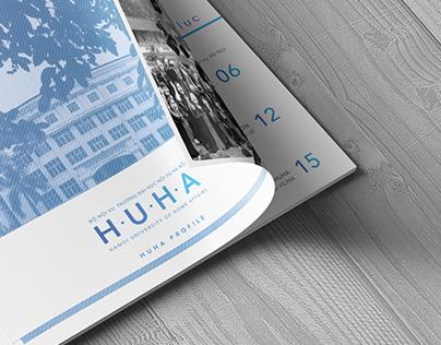 HUHA - Hanoi University of Home Affairs Profile