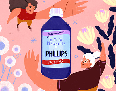 Campanha Leite de Magnésia Phillips