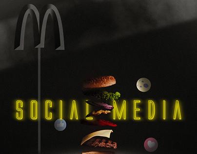 McDonald`s Social Media