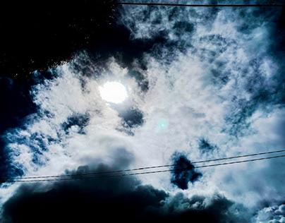 Beautiful blue cloudy skies (all remakes) 18/7/2021