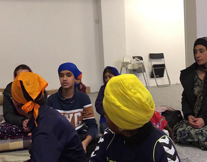 Denmark Sikhi Class - Manvir Singh Khalsa