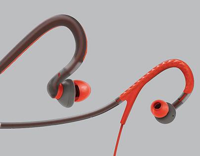 Philips Sports Headphone Range