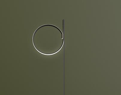 Peel Lamp