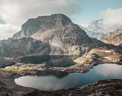 Robert Lakes - Belledonne range